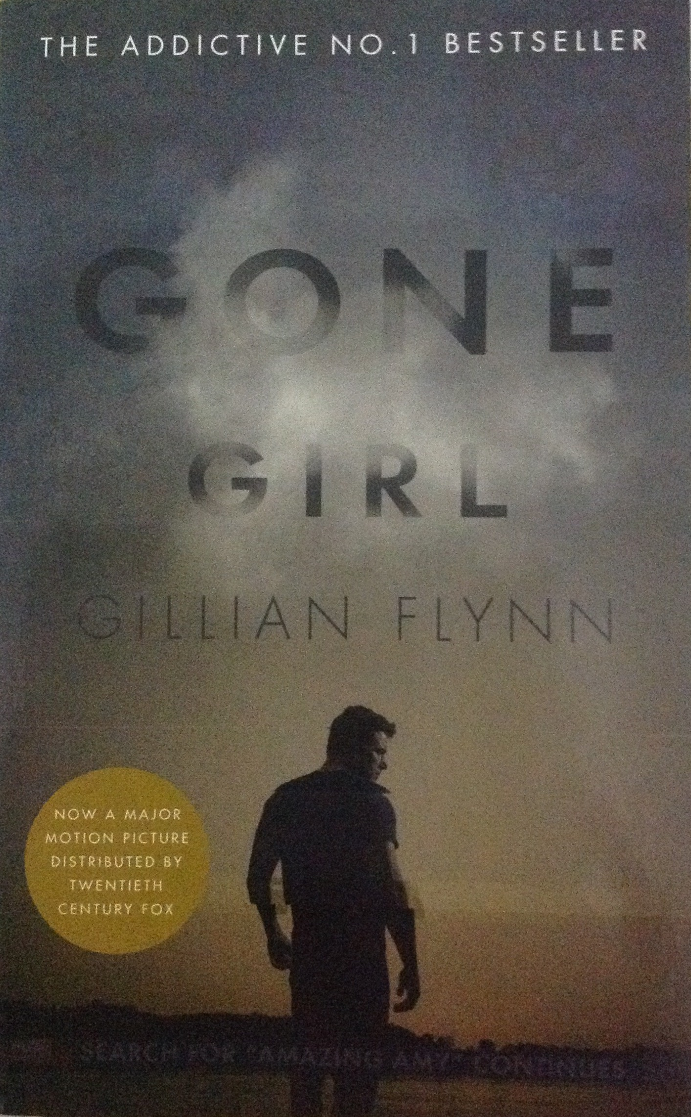'Gone Girl' by Gillian Flynn