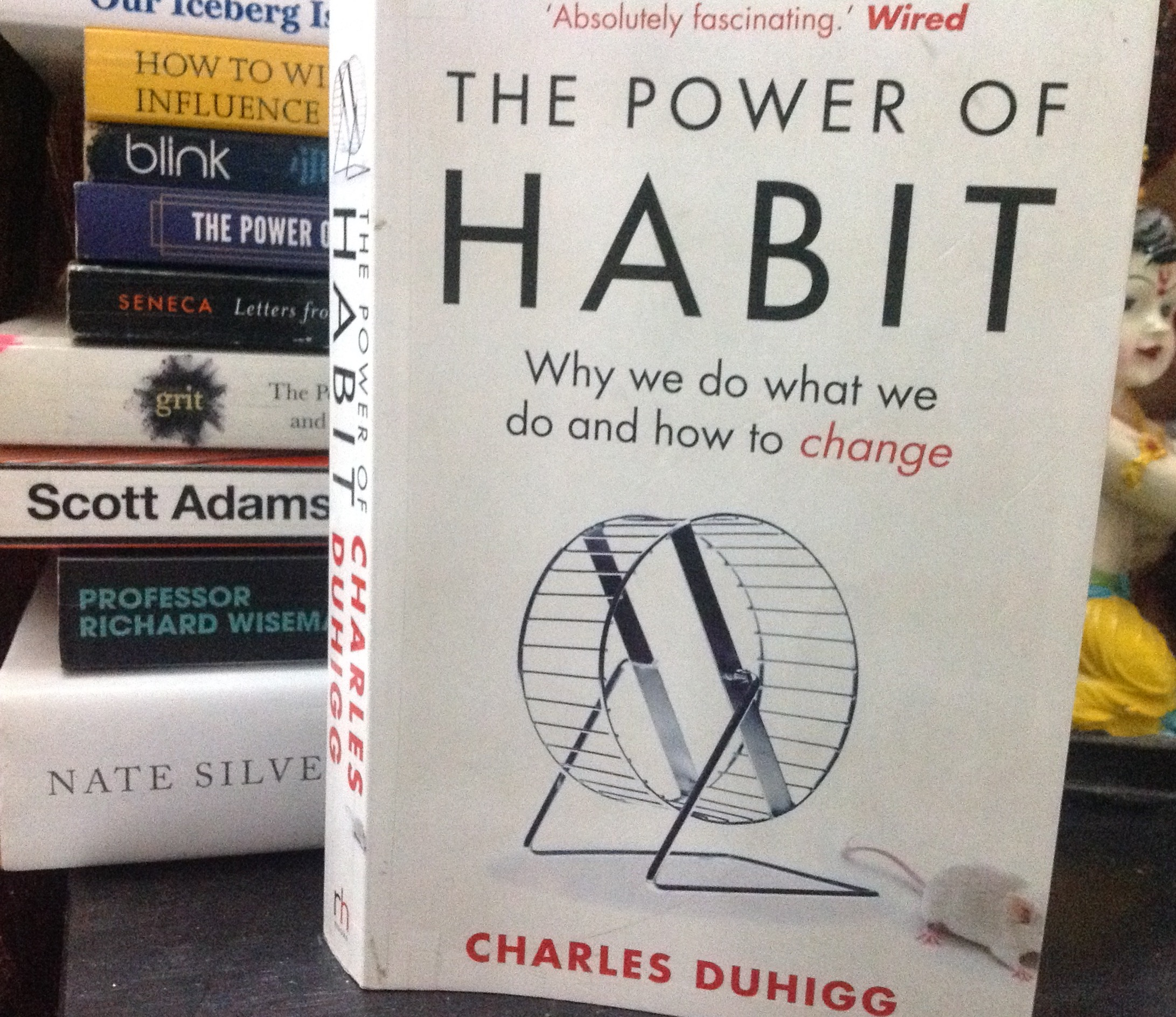 'The Power of Habit' by Charles Duhigg - Part I